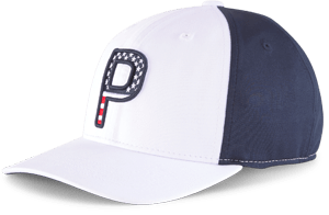 Youth Pars and Stripes P Cap